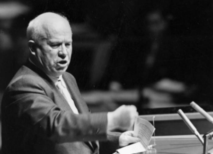 Nikita Khrushchev begged Stalin not to execute his son
