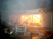 Eleven immigrants burn alive in Dutch airport