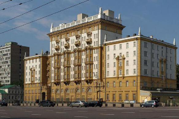 US to turn its embassy building in Moscow into a fortified fortress