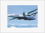 Bombardier Q-400 planes recalled for visual inspections after landing gear failures