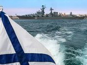 Russian warships travel to Syria