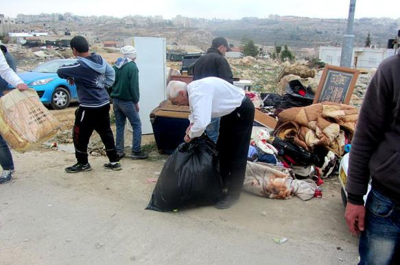 Israeli Home Demolitions: Ethnic Cleansing, State Terror, and Collective Punishment