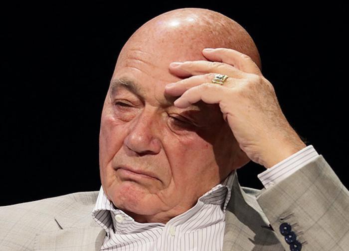 Russian journalist Vladimir Pozner faces protests in Georgia
