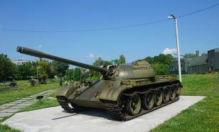 Newly modernised outdated Soviet tank T-62 raises eyebrows in the West
