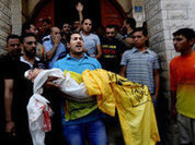 Five fingers of death: Baghdadi, Obama, Netanyahu, Poroshenko and Abe