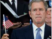 US Democrats urge George Bush to apologize to the nation for his presidency