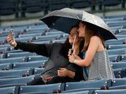 Selfie lovers live real life just moments before they die