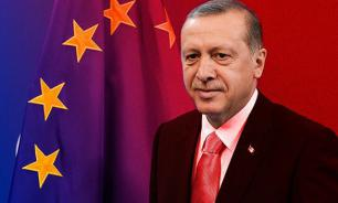 EU wants Turkey s Erdogan to be the next  Yanukovych