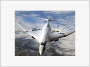 Russia's strategic bombers trouble quite Europe