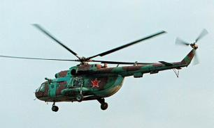 Russian Mi-8 helicopter shot down in Syria, all aboard killed