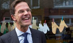 The Netherlands doesn't forgive Ukraine downed plane