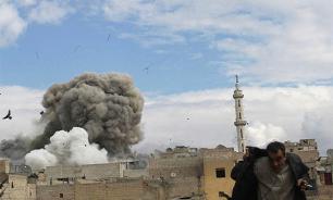 US-led coalition attack school in Raqqa, dozens of children killed