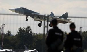 Russian Air Force starts receiving PAK FA fifth-generation fighter jets