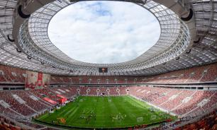 FIFA Knock-out time, Russia through
