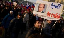 Most Russians want Putin as Russian President after 2018