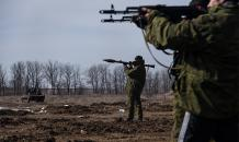 Kiev area shelled in Donetsk by Ukrainian special forces
