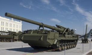 Russian army receives giant modernised nuclear mortars