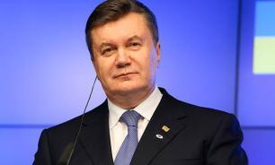 Ukrainians name Yanukovych their best president
