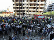 Two massive explosions strike Iranian embassy in Beirut