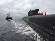 Russia's gigantic Typhoon submarines to be scrapped