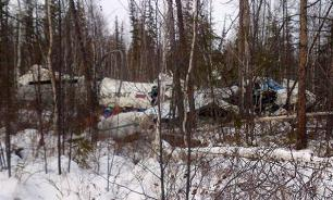 Four-year-old girl survives passenger plane crash in Russia