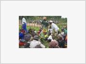 Humanitarian catastrophe in Darfur