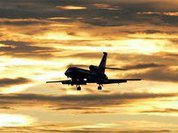 Russia closes its sky for Ukrainian airplanes