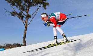 Russian Olympic medalist speaks about asthmatic Norwegian skiers