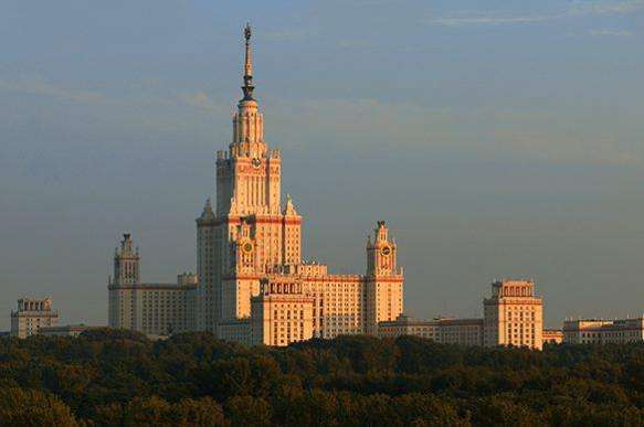 Secrets of Stalin's seven Moscow skyscrapers