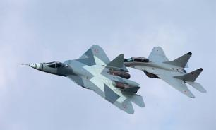 Russia's PAK FA T-50 fighter jet changes rules of the game in aviation