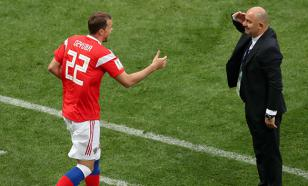 Kremlin will not express its disappointment with Russian football team