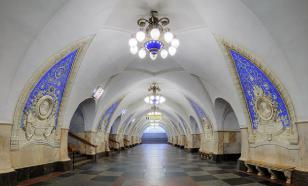 Moscow metro to open one of its most beautiful new stations