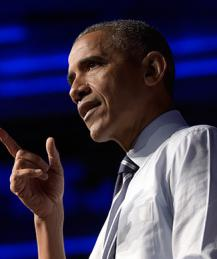 Soviet agent Obama steals the show calling Russia a 'military superpower'