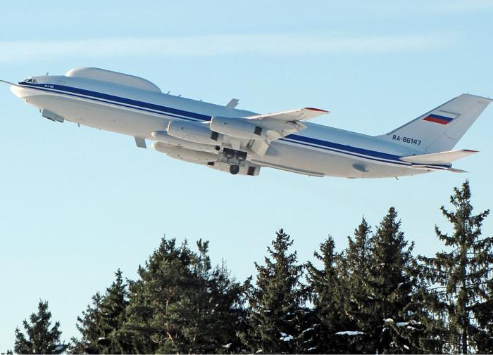 Russia starts working on new doomsday aircraft based on Ilyushin Il-96-400M