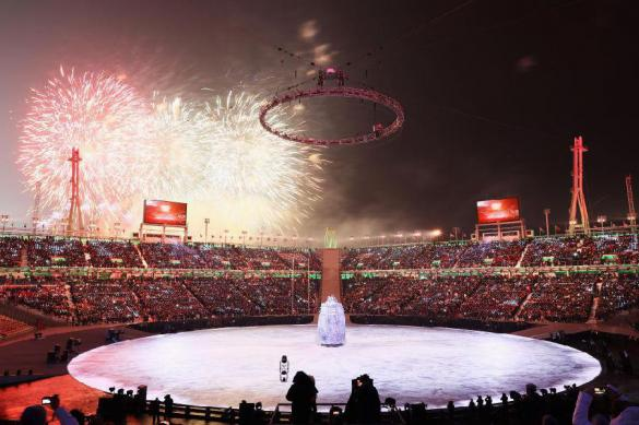 PyeongChang - Distinguished Olympians, Detestable Athletes and Disgusting Media