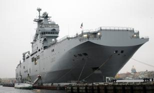 Russia reminds France of Mistral deal amid AUKUS scandal