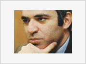 Pro-American chess king Garry Kasparov tries to make Russia become USA's colony
