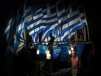 Will Greece stay alive after referendum?