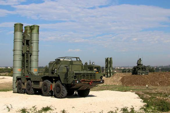 Russian Armed Forces start receiving S-500 anti-aircraft missile systems