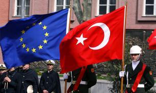 Turkey blackmails Europe