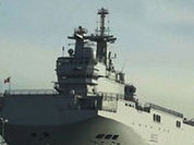 Russia gets closer to purchasing French helicopter carriers