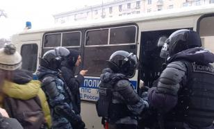 Day 2 of all-Russian protests ends with nearly 5,000 arrested