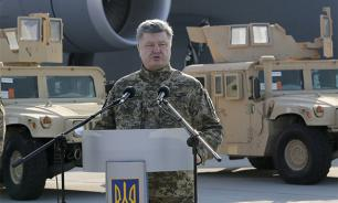 Poroshenko explains why he did not impose martial law in Ukraine