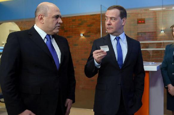 Dmitry Medvedev says his resignation heralds major changes in Russia