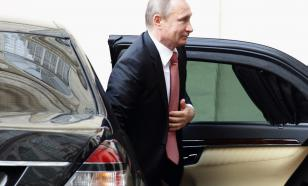Putin has Parkinson's and plans to quit before 2024?