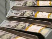USA debts bombs bursting