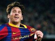 Messi, Ronaldo on target