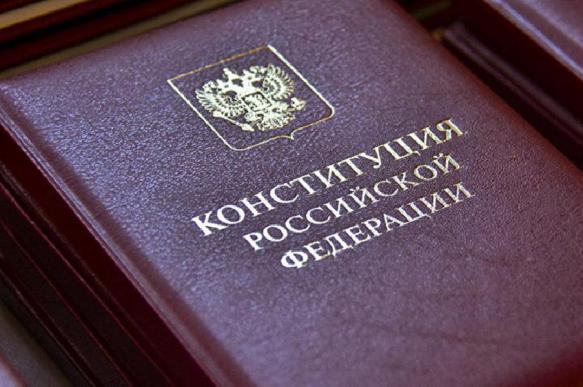 Russians to decide the fate of their Constitution on Cosmonautics Day