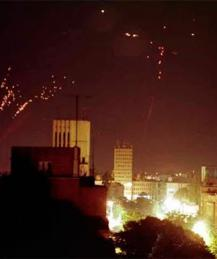 Bombing of Yugoslavia killed Russia's relations with the West