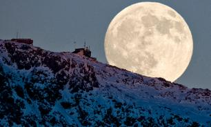 World powers to struggle for developing resources of the Moon